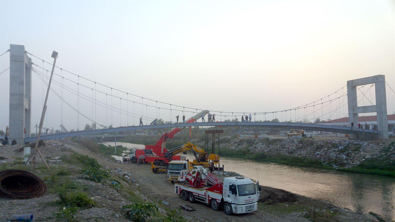 Düzce Melen Köprüsünü Tamamladık1