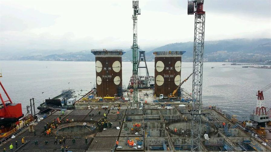Building the bay bridge2