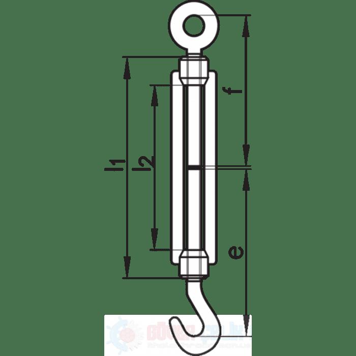 Gerdirme DIN 1480-2