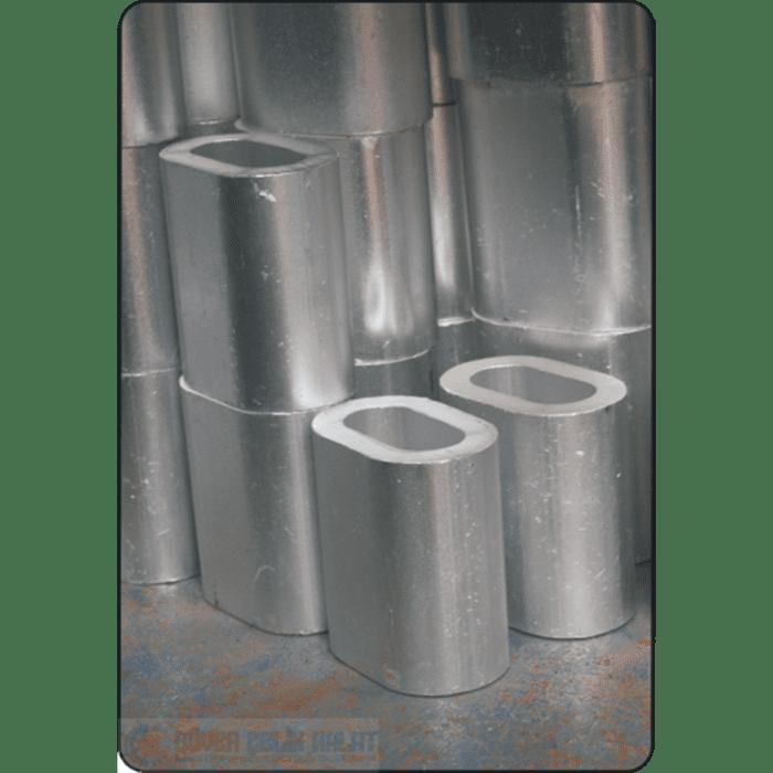 Çelik Halat Baskı Kurşunu Detay