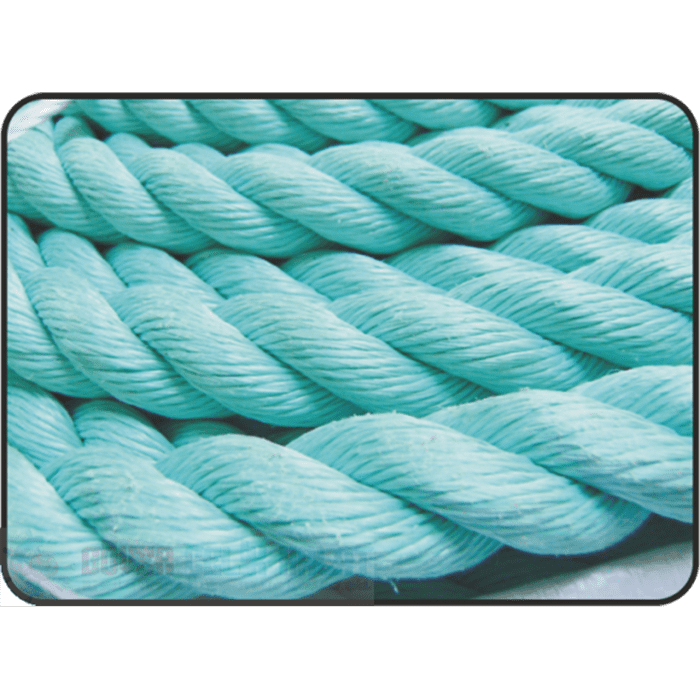 3 Strand Polypropylene Rope-1