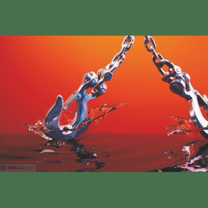 Pimli Güvenlik Mandallı Zincir Sapan Kancası-2