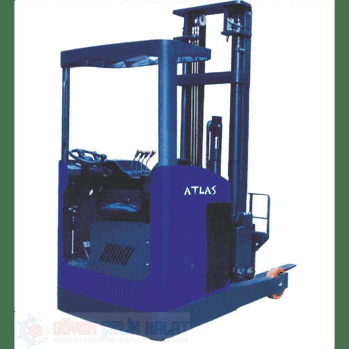 Full Elektrikli Akülü Forklift Makinası