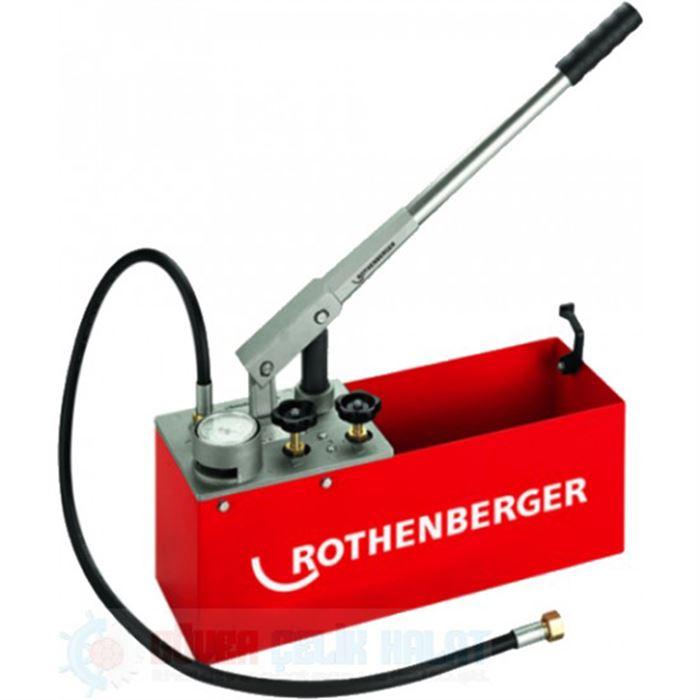 Rp 50 Test Pompası