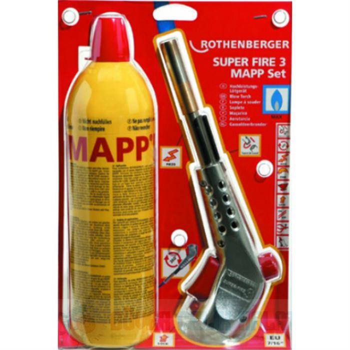 Super Fire 3 - Mapp Set-1