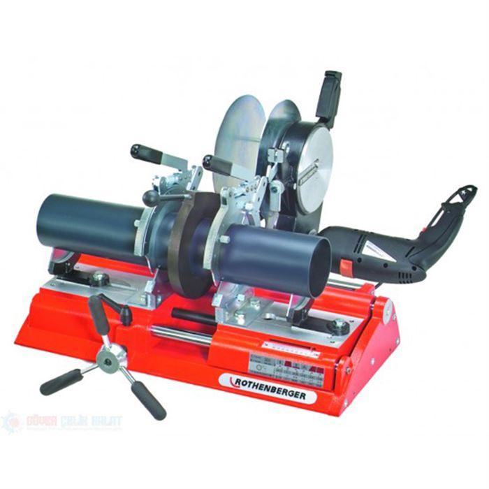 Roweld Plastik Boru Alın Kaynak Makinası-1