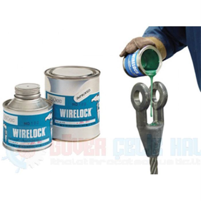 Soket Yapıştırıcı - Wire Lock