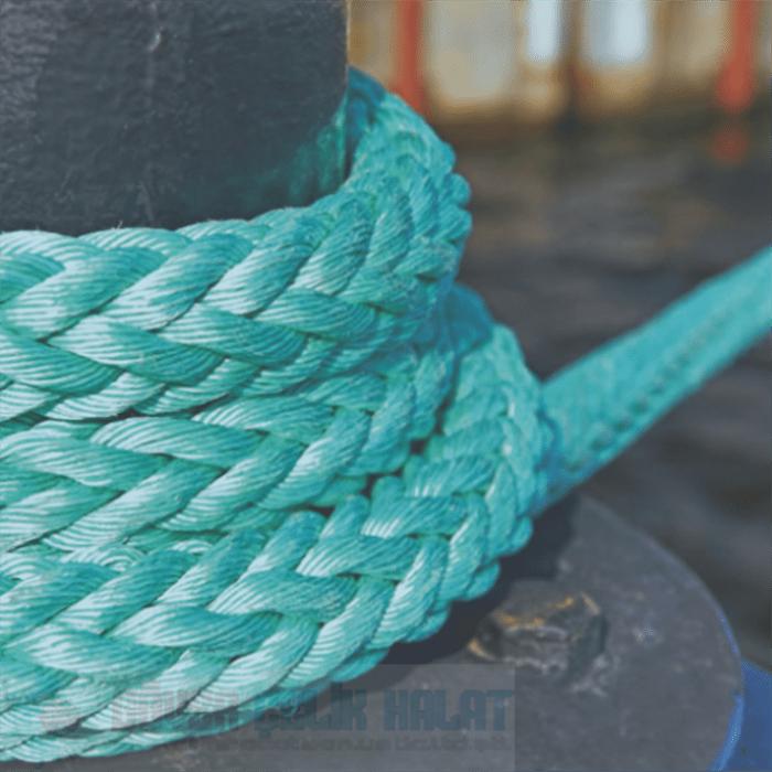 12 Strand Poly Propylene Ropes-1