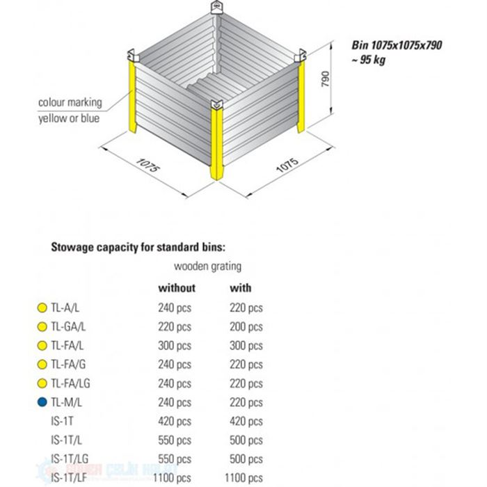 Storage bins-2