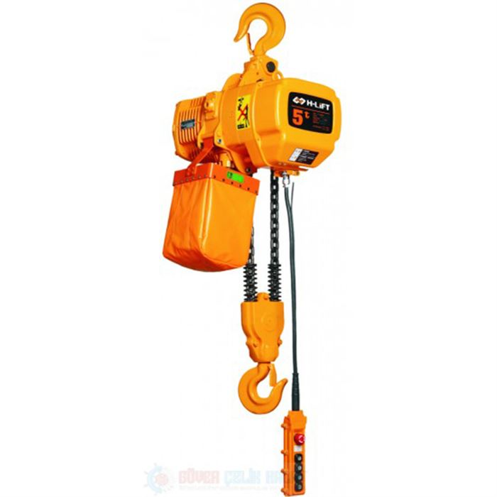 ELECTRIC CHAIN HOIST EHK TYPEA