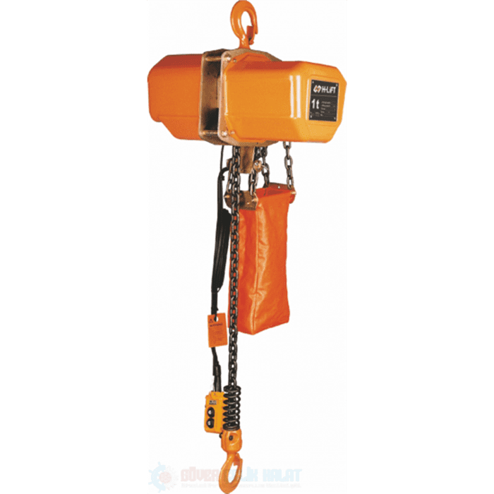 ELECTRIC CHAIN HOIST EHA TYPE-1