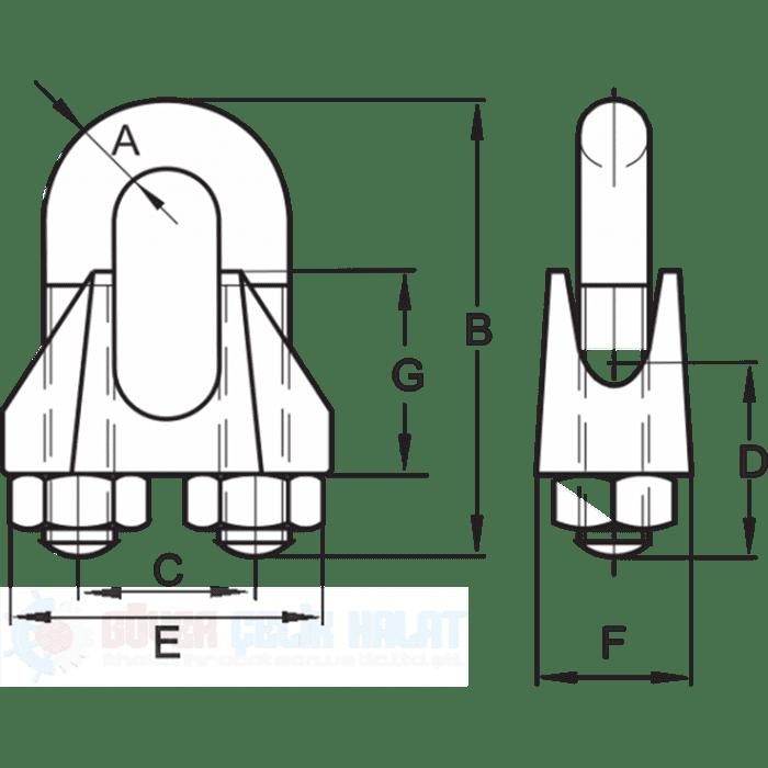 Klemens EN 13411-5 A Tip-2