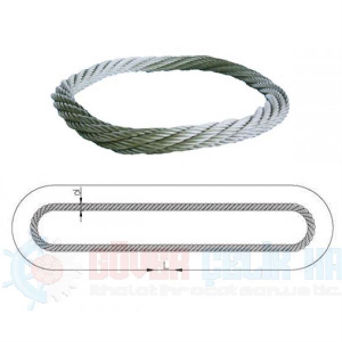 Endless Wire Rope Sling-3