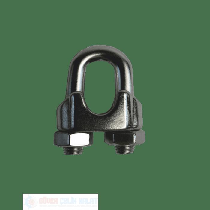 PaslanMaz Çelik Halat Klemensi S 450
