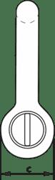 Green Pin® Standard Omega Shackles-7